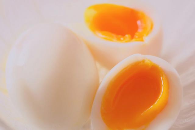 ゆで卵の雑学_細野商事